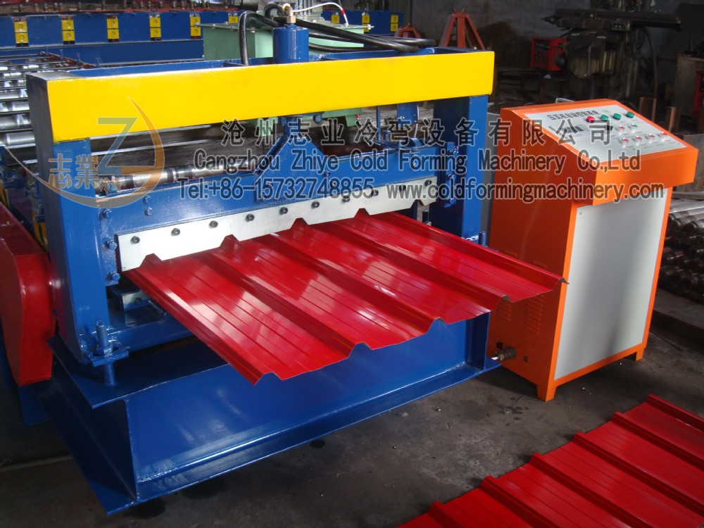 Metal Panels Cold Forming Machine
