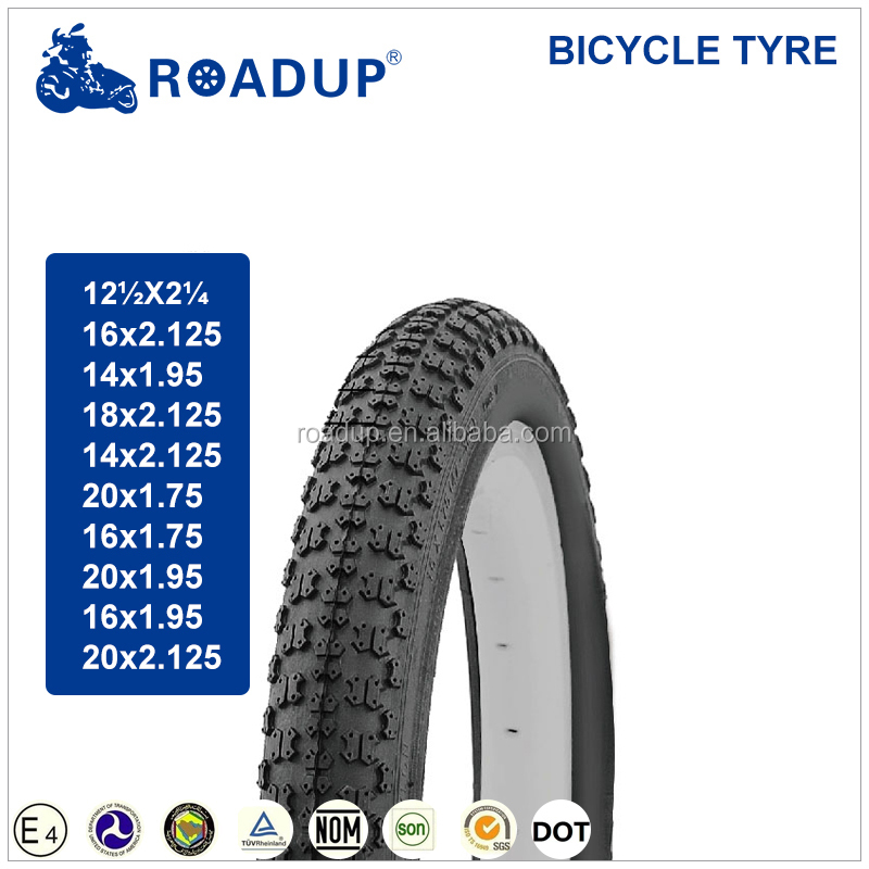 city leisure sightseeing bike tyre 18x2.125 20x2.125 bicycle tire for park