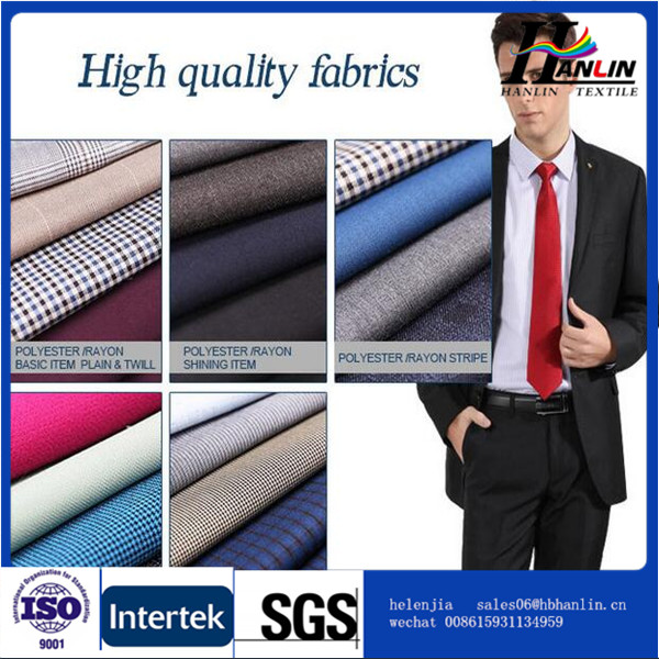 Italy wool suiting fabric for mans suits