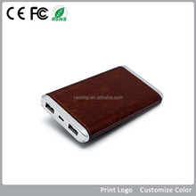 top selling products in alibaba 4000mah Battery Charger Slim Leather Shape Rohs Power Bank