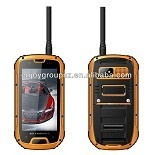 Military Grade Cell Phone 4.3 inch Quad Core Rugged Smart yestel mobile phone