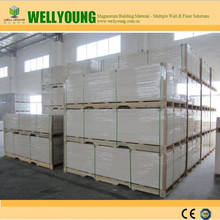 Class A1 Non-combustible building materials Mgo board for interior wall