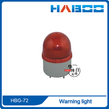 red led warning light ball head flash LED signal traffic light