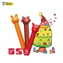 Custom Ultimate Multicultural Magic Erasable Plastic Baby Rainbow Colors Crayons Sets