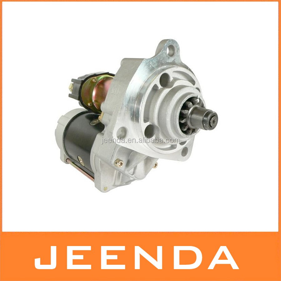 Aftermarket high quality 1811003380 starter 0-24000-3150 forJOHN DEERE Excavator with 6BG1TC engine