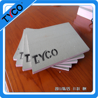 roofing sheet xps rigid board roof isolated material