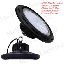 High quality industrial factory 3030LED linear UFO 150w led high bay light