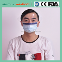2016 new item nonwoven disposable medical face mask