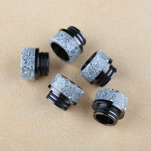 LEMAGA wide bore drip dip tips delrin tip 510