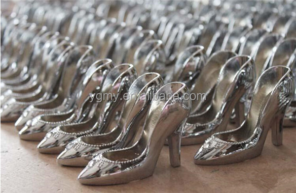 Creative Cinderella High Heel Shoe Design Wine Bottle Opener For Home Party <strong>Wedding</strong> Favors Gift Boxed <strong>wedding</strong> decoration