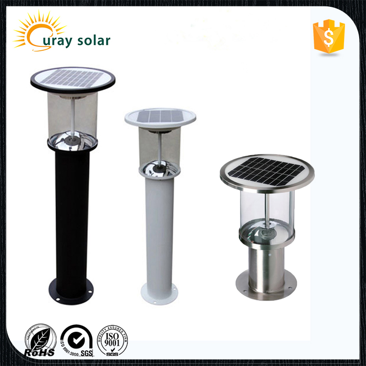 energy saving waterproof ip65 4w stainless steel outdoor solar led garden light