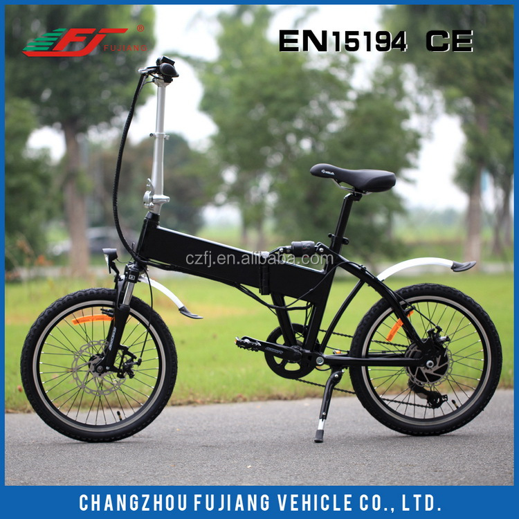 Intelligent pedal assistant electric bicycle electric folding bicycle