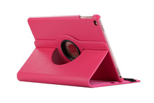 360 multi-angle Stand Fashion tablet cases rotate 360 degree leather cover for new ipad 9.7 2017