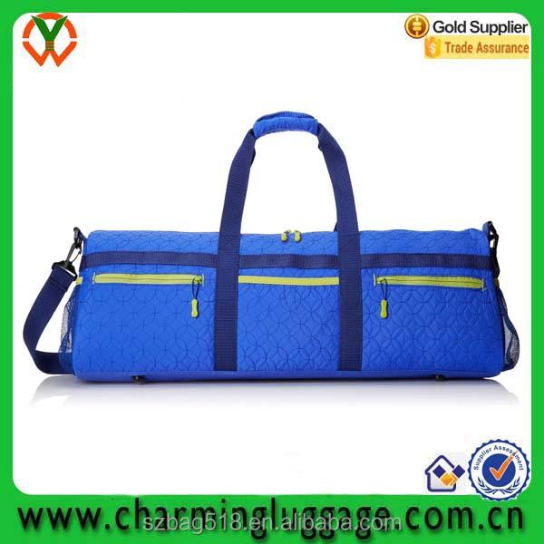 Nylon Women Waterproof Yoga Mat Carrier Bag Wholesale