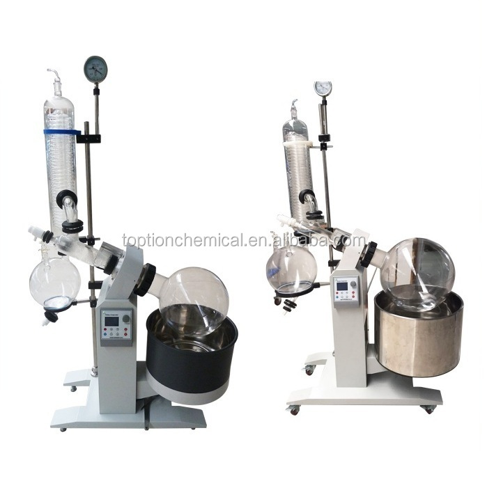 <strong>Manufacturer</strong> for 10L rotary evaporator to evaporate water and ethanol