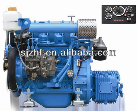 385M 3 cylinder small boat engine electric boat motor engine boat