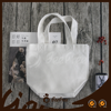 Natural Printed Handmade Custom Promotional Tote Reusable Cotton Canvas Lunch Bag