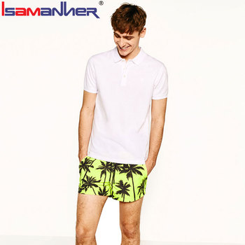Bright beachshorts 100% polyester men swimshorts