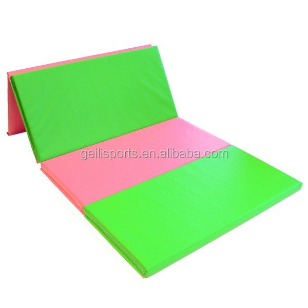 Wholesale folding gymnastics mats
