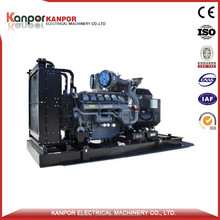 44KW/55KVA New design customized colors 440 volt 3 phase generator