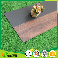 Popular durable UV coating PVC flooring for indoor usage