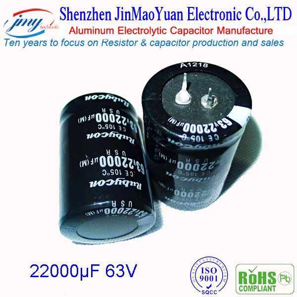 Super capacitors 22000uf 63v aluminum electrolytic capacitor with high quality wholesale