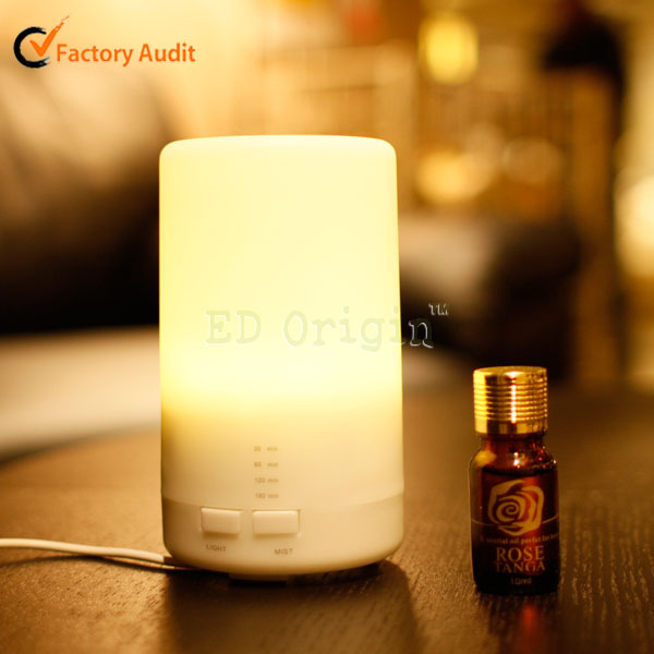 Decorative Mist Maker / Air Innovations Ultrasonic Humidifier / LED Aroma Diffuser