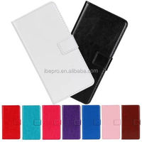 Crazy Horse Wallet Leather Card Holder Stand Case Cover for Xperia T2 Ultra