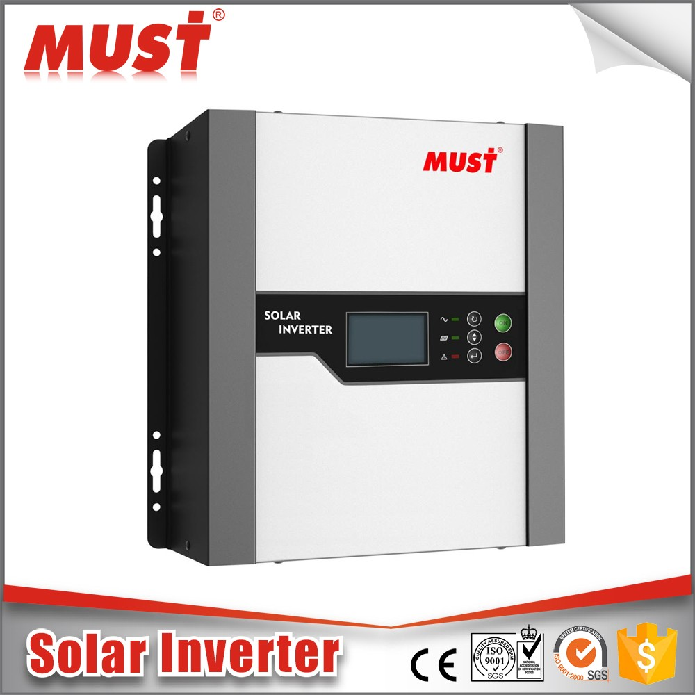 NEW Design!!! PV2000Pro Series grid off single solar inverter1000W 12v to 230v