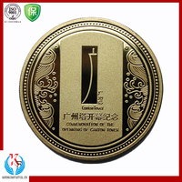 High Cost Performance New Product Fashionable Metal Gold Dollar Coins