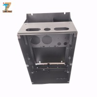 chinese suppliers sheet metal chassis console sheet metal cabinet