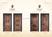 Exterior Door Double Pure Copper Door Villa Entry Front Door