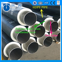 supply insulated pipes and insulating material with copper wire alarm