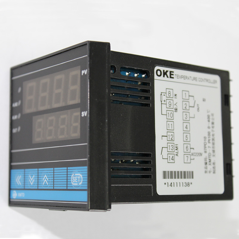 Intelligent PID Temperature Controller for Heating System