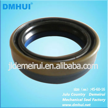 tractor replacement shaft seal 45x60x16