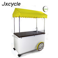 street food trailer mobile fast Food Cart