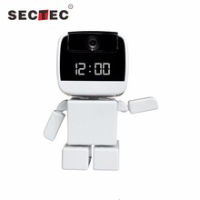 Home security camera 360/robot p2p indoor 960p hd wifi ip camera/memory micro sd/audio camera