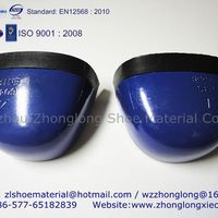 Steel Toe Cap With Rubber Strip