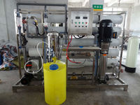 10T/H large solar seawater desalination plant / machinery / system