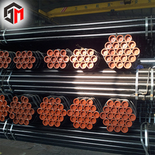Factory direct sale ASTM 1010 black carbon steel seamless pipe