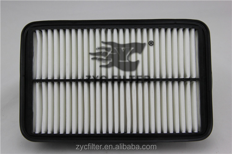 2015 New Hot Sale PP injection air filter 17801-15070
