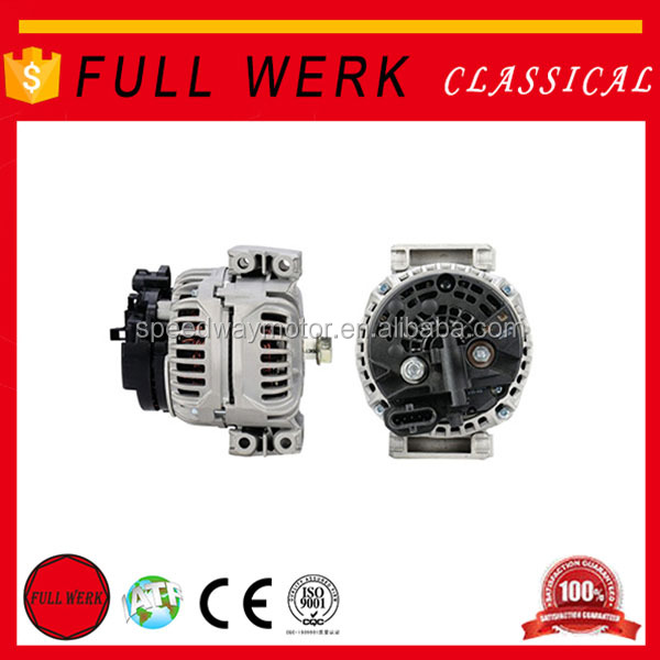 High quality FULL WERK 11kv alternator 0124555008,0986046580 23833 car alternator for Bosch
