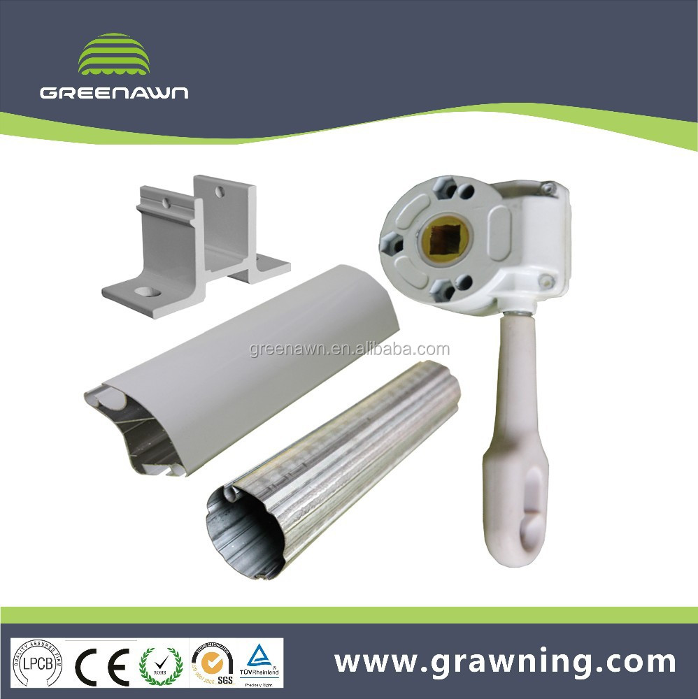 Premium frames for awnings/awning roller tube/awning material