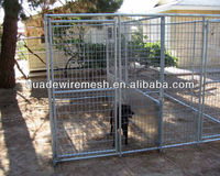 Folding Metal Dog Fence/Dog Fence Cage