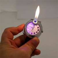 New Style Fashion Casual Quartz Cigarette Lighter Watch, Lighter Watch
