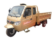800cc heavy duty 3 wheel motorcycle with cabin