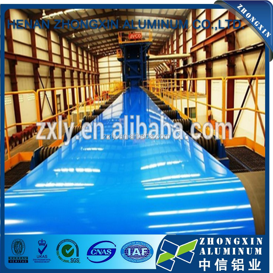 prepainted aluminum sheet coil instrument panel for boat
