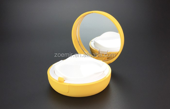Top quality cosmetic packaging 10g BB air cushion foundation container case