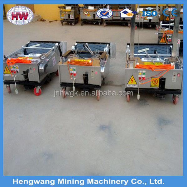 High quality Plastering Rendering machine , Building Wall Cement Plastering Machine (whatsapp:+8613608916725)