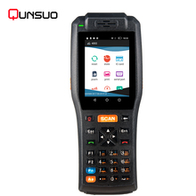 Portable Android 3G Handheld Data Terminal Wireless with Barcode Scanner